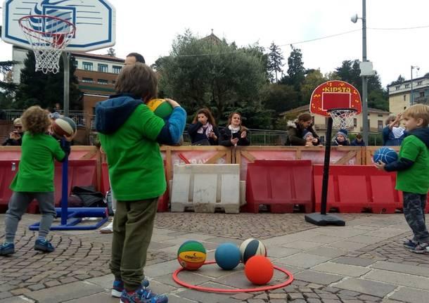 Pulciniadi 2019: mini atleti in piazza