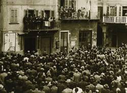 Repubblica dell'Ossola 1944 Domodossola