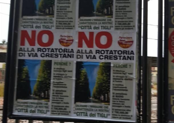 Rotonda via Crestani