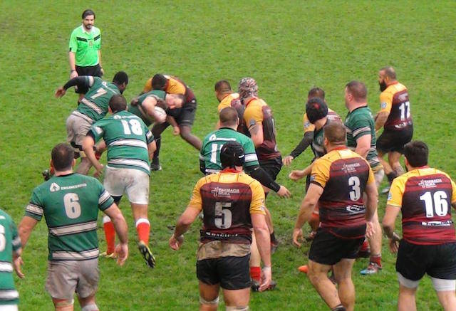 Rugby Varese - Capoterra 34-28
