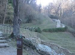 sentiero castelseprio torba