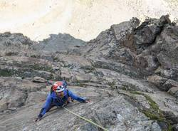 """""""Sfizzi della Vita"""", un'altra impresa d'arrampicata made in Varese"""