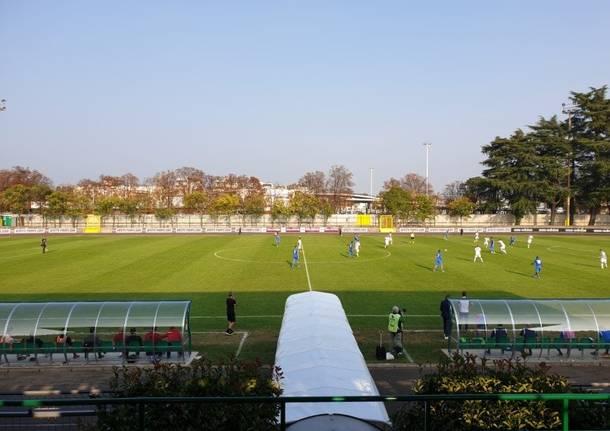 Caronnese, Legnano e Castellanzese vogliono sfruttare il fattore campo - Varesenews