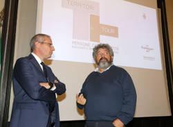 Territori in Tour, la serata e il docufilm riempiono Villa Gianetti