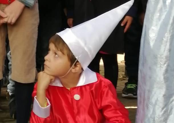 """Un """"Pinocchio di questi tempi"""" a Cazzago"""