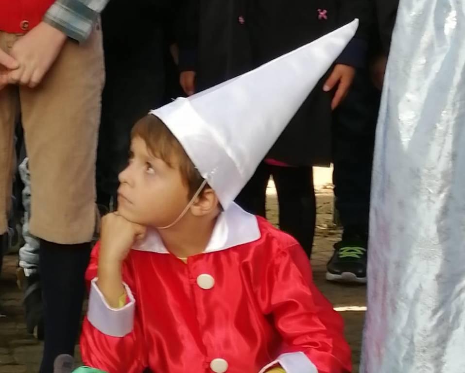 Un Pinocchio di questi tempi