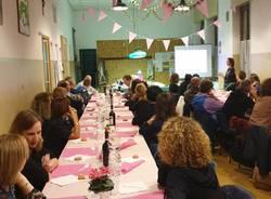 Valbossa in rosa, cena all'Alveare