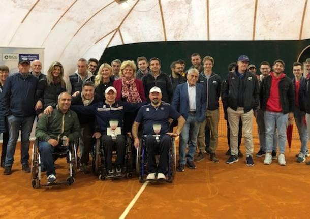 Wheelchair Tennis Gallarate