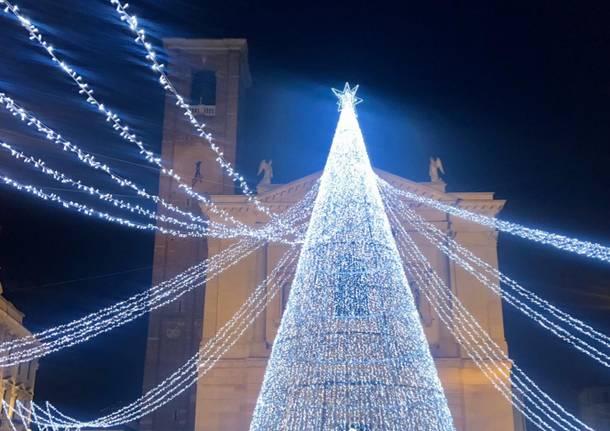 L'albero di Natale di Gallarate