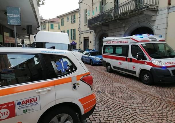 ambulanze biumo