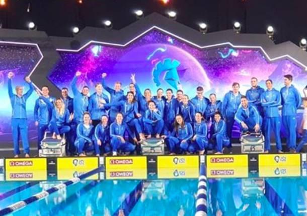 aqua centurions international swimming league