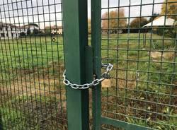Area cani di Cislago: a dicembre prossimo bando
