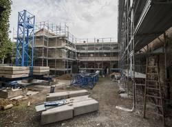 Avvio del cantiere di restauro e adeguamento funzionale di Casa Macchi