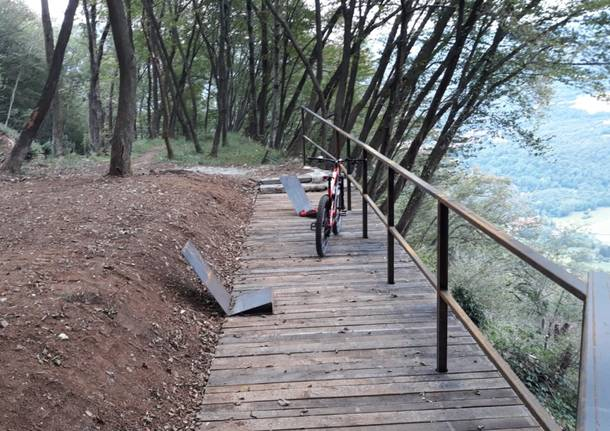 Besano - Inaugurazione Rio Ponticelli