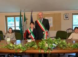 Bisuschio: il nuovo consiglio comunale dei ragazzi