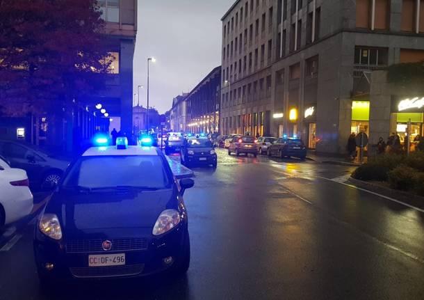 carabinieri busto arsizio controlli centro