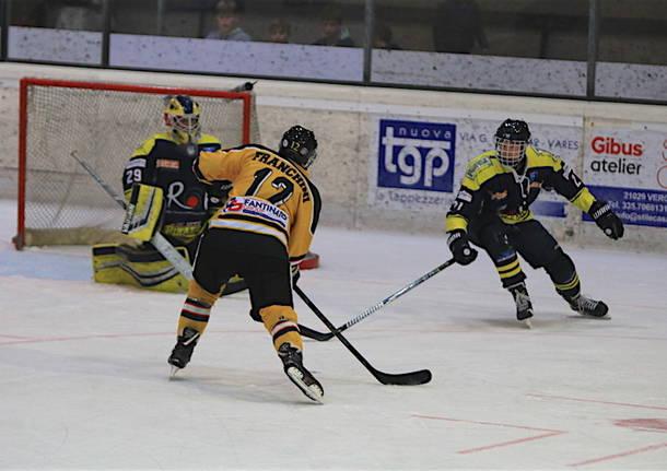 Mastini Varese - Appiano Pirates 8-0