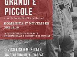 STORIE GRANDI E PICCOLE | SPETTACOLO PER BAMBINI
