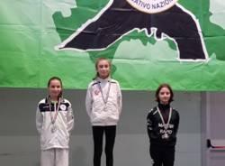 """Karate: un altro \""""oro\"""" per la Saronnese Alessandra Bossi"""