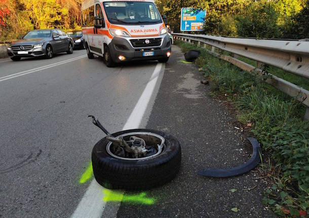 Incidente a Gtavirate, auto distrutte