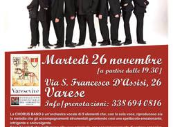 per la prima volta a Varese