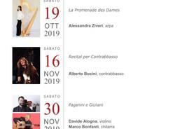 """VII Rassegna Musicale """"Echi dai Secoli"""" - Recital per Contrabbasso - Alberto Bocini"""