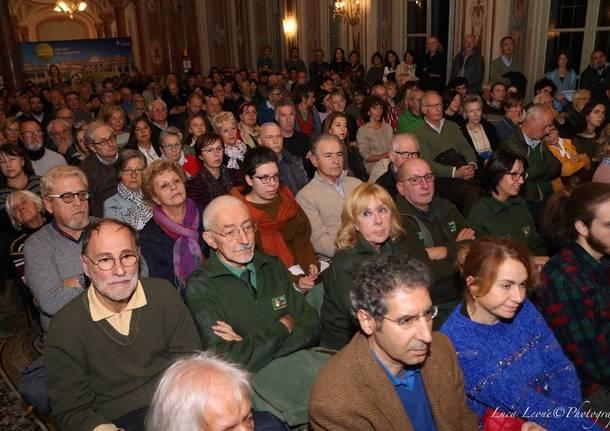 Le Prealpi Varesino riempiono il Salone Estense