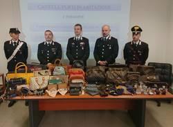 Asti, i carabinieri fermano quattro ladre d\'appartamento