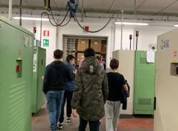 Pmi Day visita alla Torcitura di Garabiolo