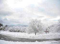 La neve della Forcora
