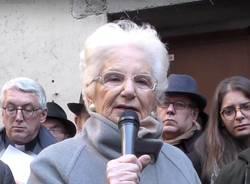 Cassani promuova la cittadinanza onoraria a Liliana Segre