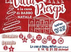La Villa dei Presepi e la casa di BABBO NATALE