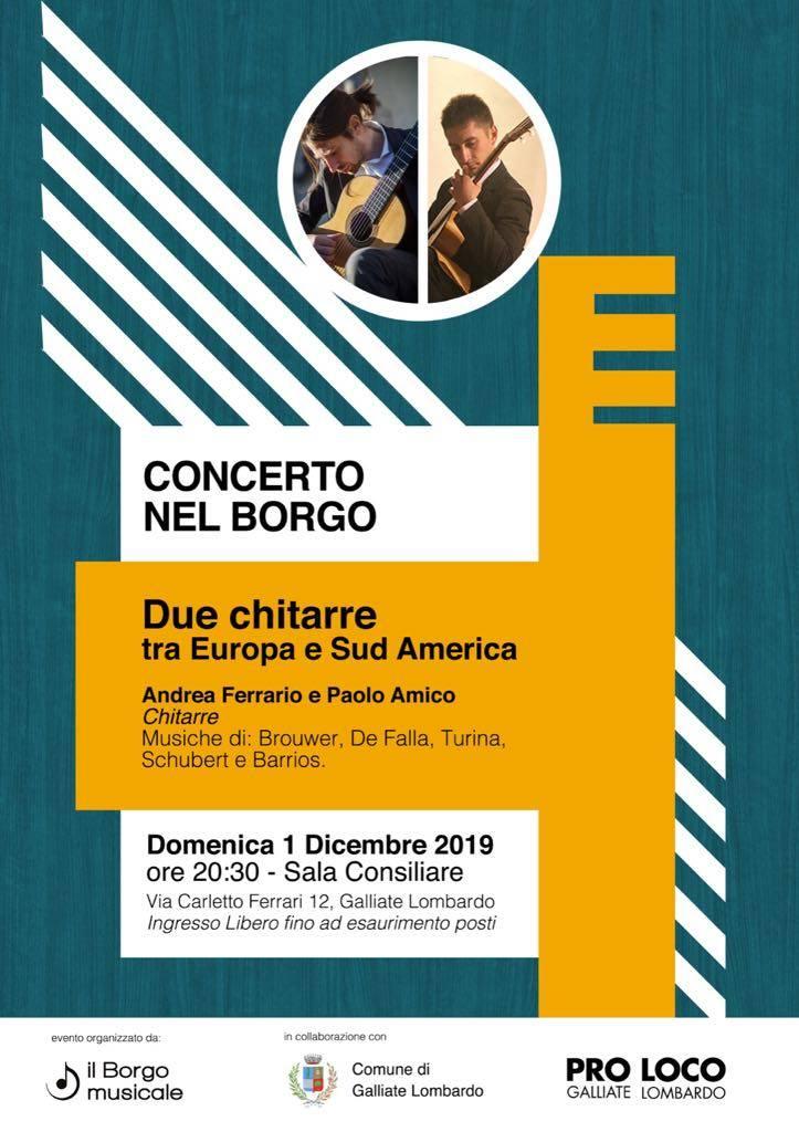 Concerto nel Borgo