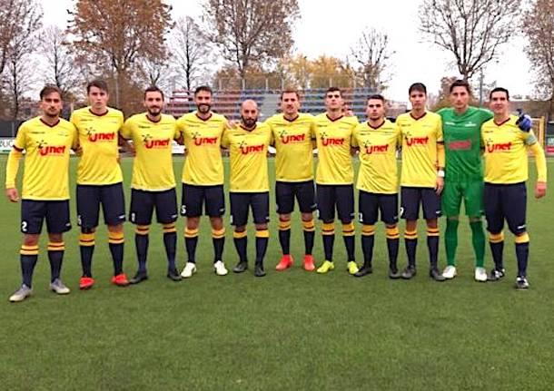Vincono Legnano e Caronnese, Castellanzese sconfitta - Varesenews
