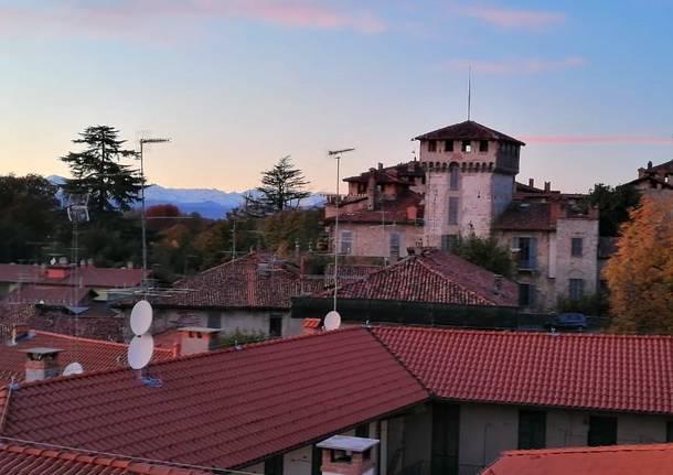 castello di somma lombardo