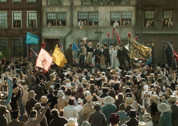 cineforum beante peterloo