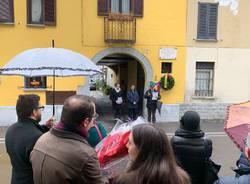 Commemorazione Luciano Zaro 75 anni