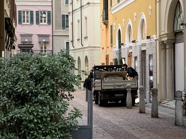 Dpccata da Gucci a Varese