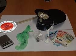 droga cocaina carabinieri
