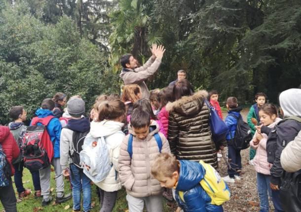 La Festa dell'Albero a Villa Cagnola