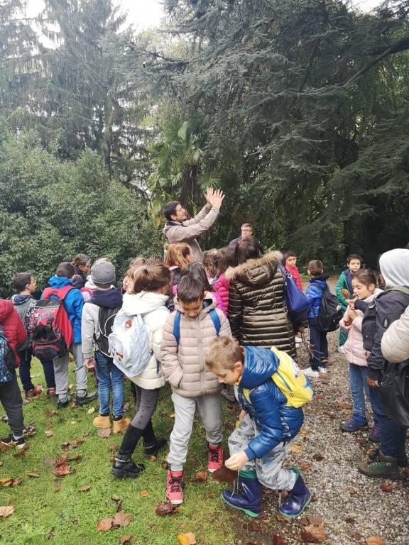 Festa dell'albero a Villa Cagnola