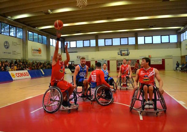 flavio cardoso basket in carrozzina amca handicap sport varese