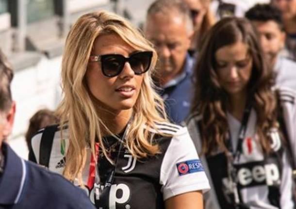 La nuova madrina della Juventus? Tutti vogliono Francesca da Legnano