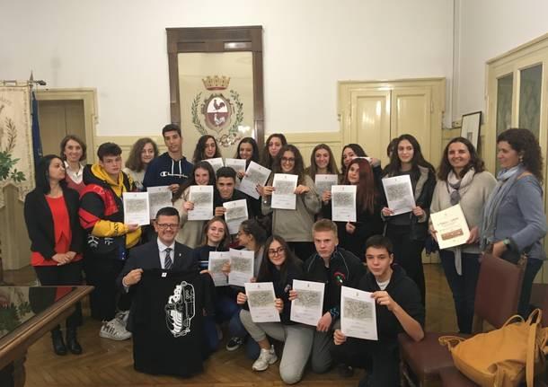 Gadda Rosselli scambio scuola spagnola