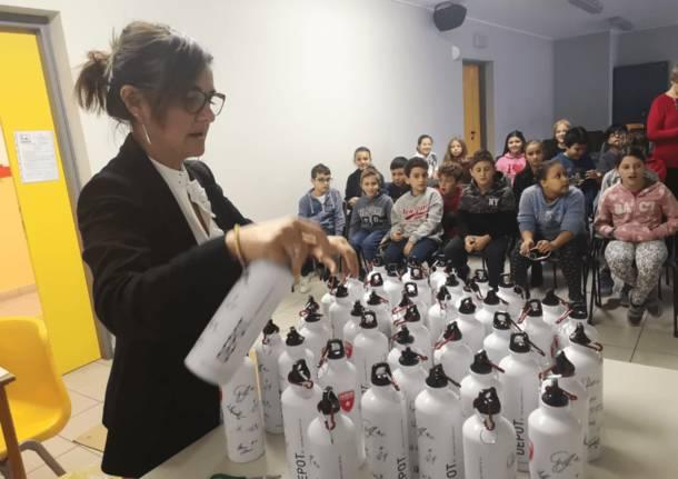 """La scuola di Gazzada Schianno è """"plastic free"""" - Varesenews"""