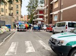 incidente via sant'imerio