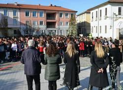 flash mob donne piazza vittorio emanuele