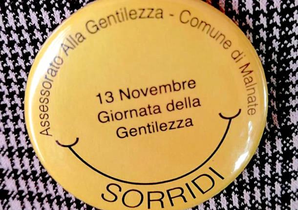 """Malnate celebra la """"giornata della gentilezza"""" - Varesenews"""