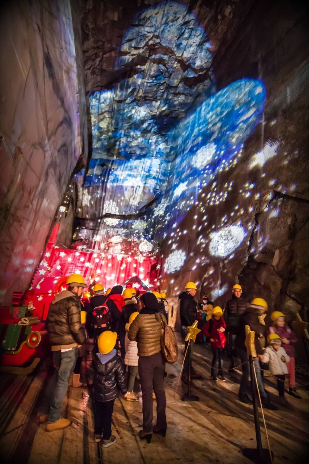 Grotta di Babbo Natale 2019
