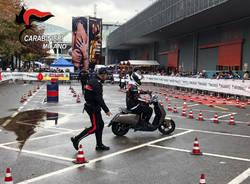 i carabinieri a Eicma